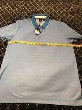 Hugo Boss Men's Piket 11 Polo Shirt Regular  Fit Cotton Size XXL