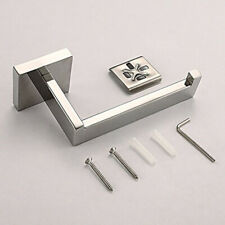 Paper Holders Nice Toilet Paper Holder Kitchen Bathroom 3m Stick Suction Cup Toilet Paper Holder Papel Higienico Stainless Steel Polished Finished Lustrous