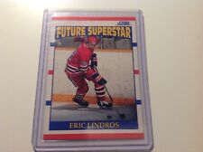 1990 91 Score Eric Lindros Canadian RC #440