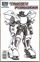 Transformers #8-2010 nm 9.4 IDW Don Figueroa Variant cover