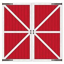 Barn Door Prop Set One Size