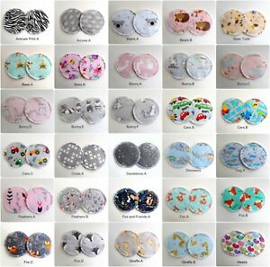 Reusable and washable Cloth Nursing Breast Pads insert for breastfeeding mums