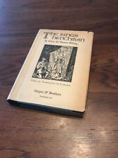 The King's Henchman ~ By Edna St. Vincent Miliay ~ First Edition ~ Signed ~ 1927