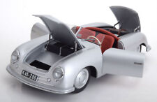 Autoart 1948 Porsche 356 #1 Silver in 1/18 Scale. New Release! In Stock!