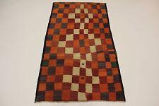 ancien en exclusivité nomades Kelim pièce unique PERSAN TAPIS tapis d'Orient