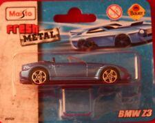 ** BMW  Z3**Modellauto**Maisto**Fresh Metal**Neu**.blau