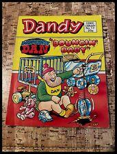 Dandy Comic Library No. 17 Desperate Dan Bouncin Baby (Paperback 1983)