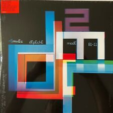 Depeche Mode - Remixes 2. 81-11(180g Vinyl 6LP),  Rhino Box set