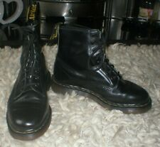 VINTAGE dr marten boots MADE IN ENGLAND size 6 - superb condition !!