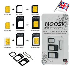 SIM Card Adapter NANO to MICRO Converter Universal Iphone Samsung FAST FREE UK