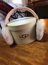 Ugg Wired Earmuffs Pink