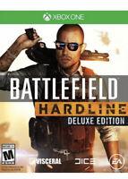 Battlefield Hardline Xbox One/series x Game No DLC's