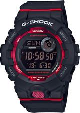 BRAND NEW CASIO G-SHOCK GBD800-1 G-SQUAD BLUETOOTH DIGITAL BLACK/RED WATCH NWT!!