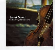 (HD781) Janet Dowd, The Band Played Sweet Marie - 2016 DJ CD