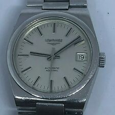 VINTAGE LONGINES ADMIRAL AUTOMATIC DRESS WATCH REF 2323-2 37 MM