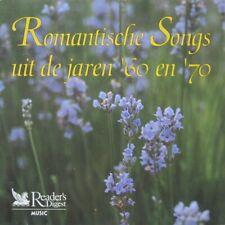 ROMANTISCHE SONGS UIT DE JAREN '60 EN '70  - 5 CD - READER' S DIGEST