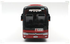 Yutong Zk6118H silvery bus alloy model red L)