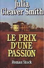 Le prix d'une passion - Julia Cleaver Smith - Livre - 471608 - 2202320