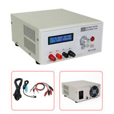 Battery Capacity Electronic Load Tester Tests Mobile Power Charging 30V 5-10A