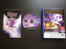 SPYRO A New Beginning : JEU Sony PLAYSTATION 2 PS2 (Sierra COMPLET envoi suivi)
