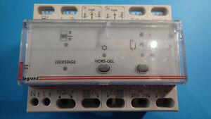 Gestionnaire d'énergie fil pilote LEGRAND 03818 - 038 18 - Délesteur IN ONE