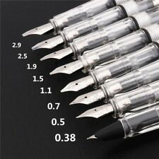 Pen Fountain Nib Ink Calligraphy Writing Office School