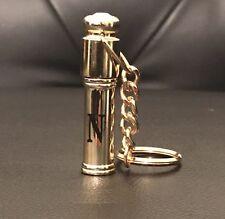 3ml Attar Oil Perfume Gold Metal Keyring  Travel Gift Wedding Birthday