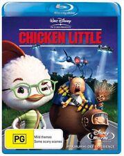 Chicken Little, Blu-ray