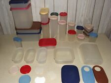 LARGE Tupperware MODULAR MATES LOT  Assorted Items SEE PHOTOS  WOW!