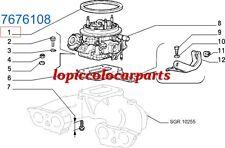 7576108 Guarnizione Carburatore/Depuratore Lancia Delta 1100/1300/1500 Originale