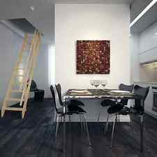 Raumspartreppe Fichte 3000 inkl. doppeltem Holzhandlauf Holztreppe Nebentreppe