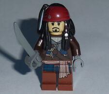 PIRATES OF THE CARIBBEAN #12 Lego Jack VOODOO w/sword NEW Genuine Lego 30132