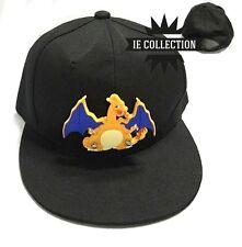 POKEMON CHARIZARD CAPPELLO COSPLAY berretto Hat cappellino Dracaufeu Glurak hut