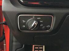 Audi A3 S3 RS3 Sportback Cabrio 8V Lichtschalter Dekoreinlage/rahmen