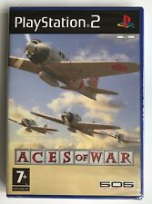 PS2 Aces of War (2005), UK Pal, Brand New & Factory Sealed