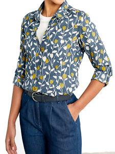 EX SEASALT Torn Tulip Seawater Larissa Shirt 10 12 16 20 22 24 26/28  RRP £45