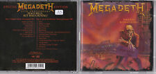 Megadeth -Peace Sells... But Who's Buying? - 25th Anniversary..- 2xCD near mint