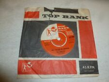"THE SHIRELLES - Will You Love Me Tomorrow - 1960 UK 2-track 7"" vinyl single.."