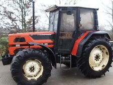 Same Antares 100 - 110 - 130 Tractors - Workshop Manual.