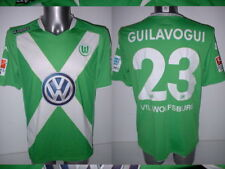 VFR Wolfsburg Guilavogui Kappa Player Match Football Shirt Trikot Spieler L VW