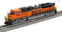 KATO 1768435 N SCALE SD70ACe BNSF Swoosh #9394 Locomotive 176-8435 NEW