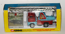 Corgi Toys 1144 - Chipperfields Circus Crane Scammell Handyman Cab in OVP