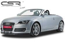 CSR Cupspoilerlippe Audi TT Coupe + Cabrio (8J, ab 06) ohne TTS/TT-RS