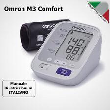 OMRON M3 COMFORT HEM-7134-E MISURATORE PRESSIONE DA BRACCIO SFIGMOMANOMETRO