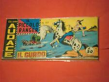 PICCOLO RANGER 6°SERIE N°57 DEL 1966- STRISCIA -COLLANA AUDACE - araldo + altre