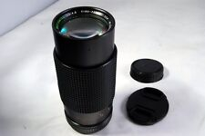 Sears Multi-Coated 80-200mm f4 Lens for Pentax PK constant app zoom SN 840440220