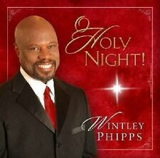 O Holy Night!, Wintley Phpps Music CD Brand New