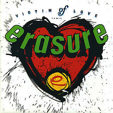"ERASURE - Victim Of Love - Deleted 1987 UK Mute 7"" p/s"