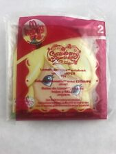 Lemon Meringue Strawberry Shortcake Collectible Happy Kids Meal Toy 2009