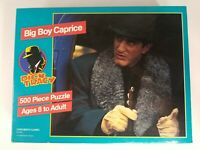Vtg 1990 Dick Tracy Movie Big Boy Caprice 500pc Jigsaw Puzzle Al Pacino Complete